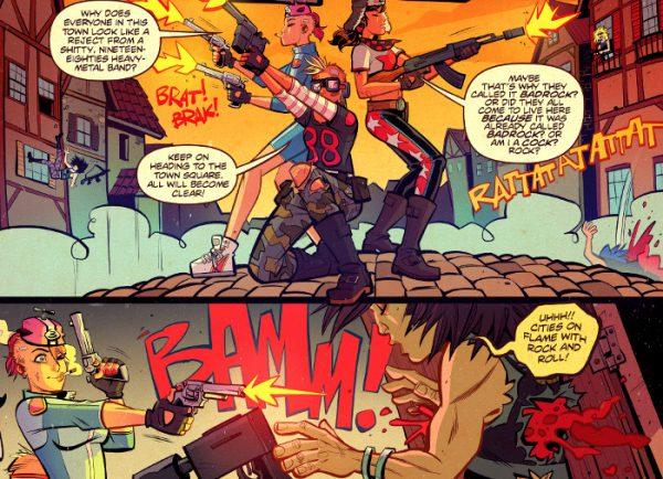 comic americano 6 21
