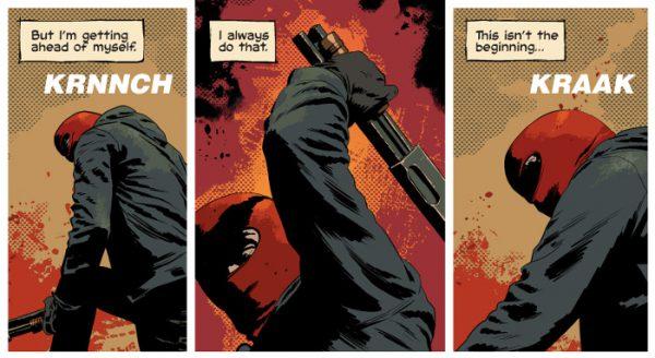comic americano 6 25