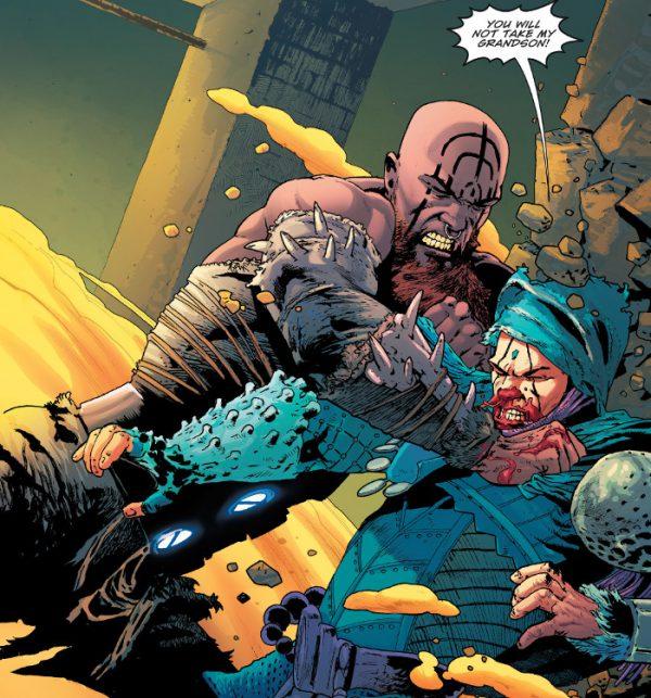 comic americano 7 12