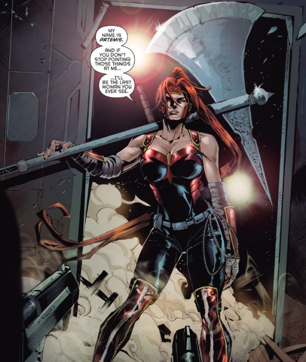 comic americano 7 23