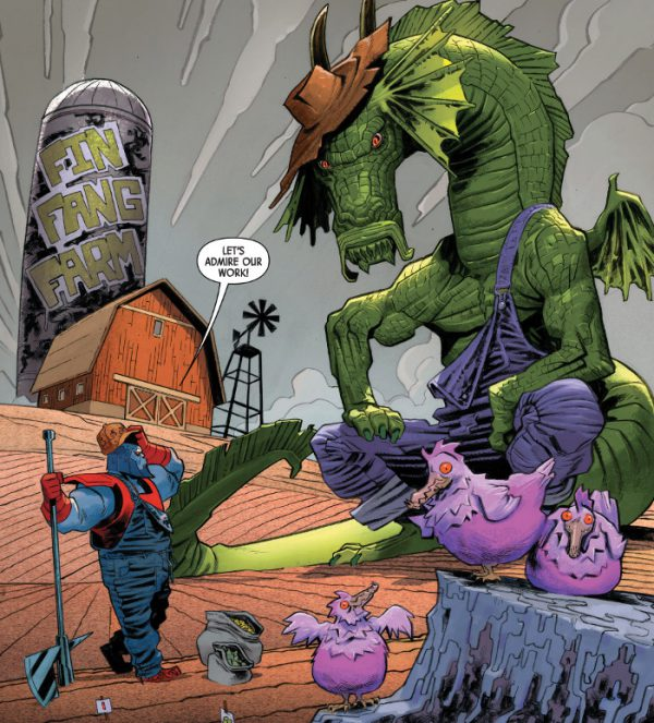 comic americano 9 05