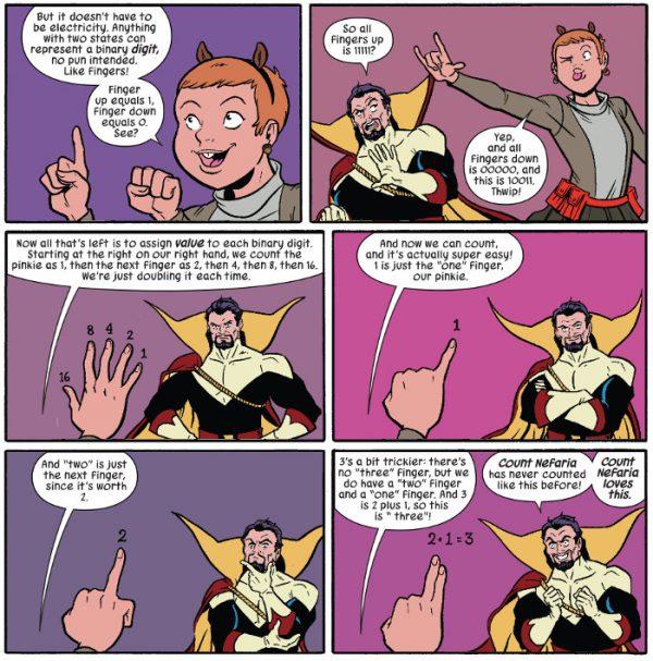 comic americano 9 12