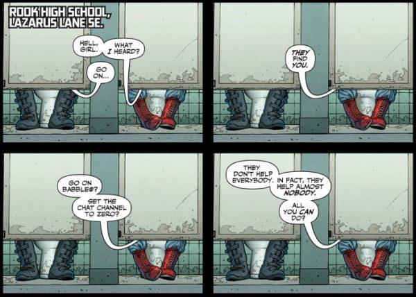 comic americano 9 25