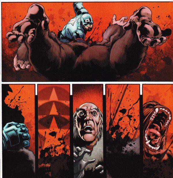comic americano 9 30