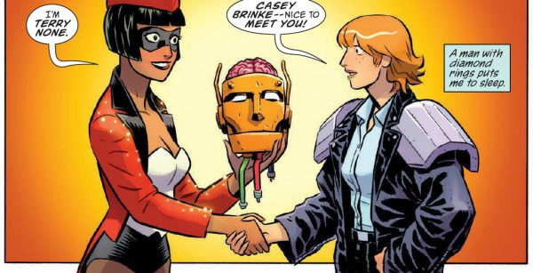 comic americano 9 31
