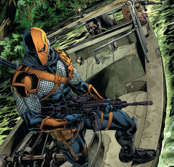 deathstroke rebirth 06