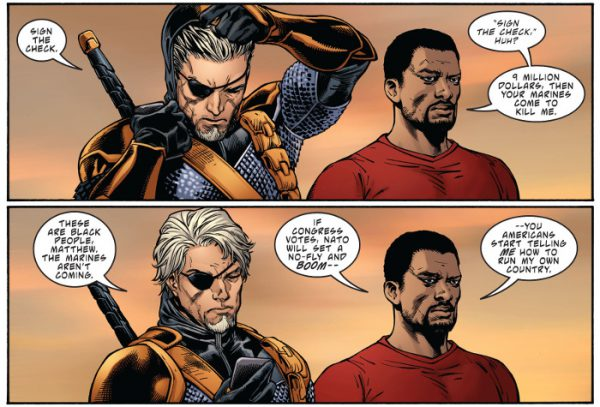 deathstroke rebirth 08