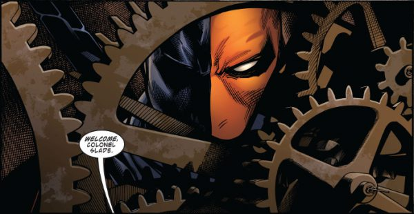 deathstroke rebirth 10