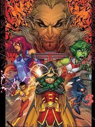 Portada de Teen Titans#1