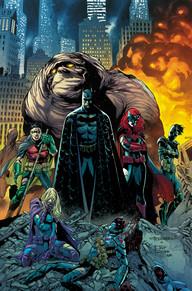 Portada inicial de Detective Comics#940