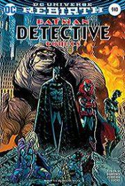 Portada definitiva para Detective Comics#940
