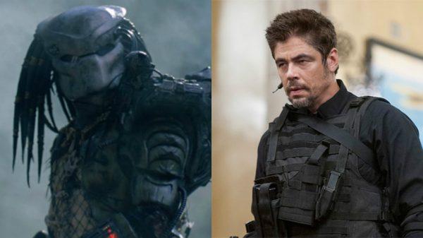 Benicio del Toro protagonizará The Predator