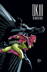 Portada Dark KnightIII:The Master Race#6