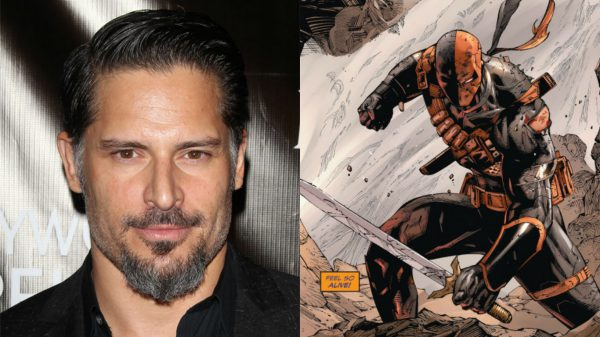 Joe Manganiello será Deathstroke