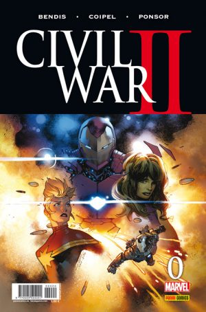Guía de lectura de Civil War II 08