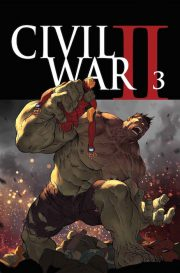 Guía de lectura de Civil War II 12