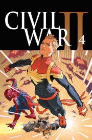 Guía de lectura de Civil War II 13