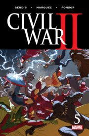 Guía de lectura de Civil War II 14