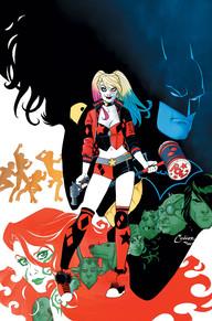 Harley Quinn#1. 400.00 unidades vendidas