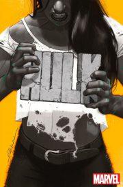 Portada de Hulk #1