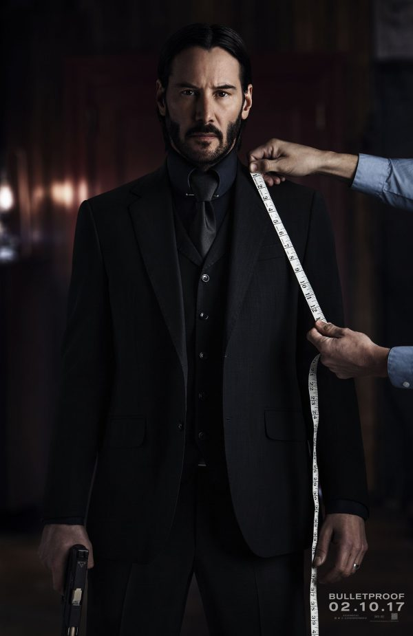 Póster de John Wick: Chapter Two