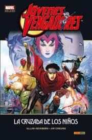 Jovenes Vengadores Marvel Deluxe
