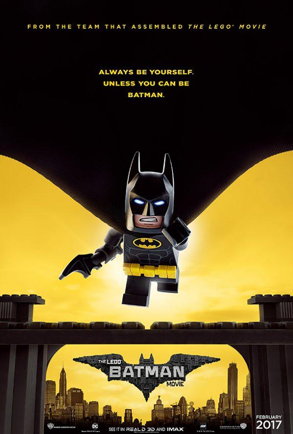 Nuevo póster de Lego Batman Movie