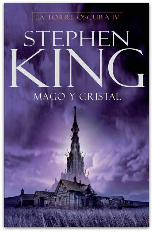 La Torre Oscura IV: Mago y Cristal será adaptada a la televisión