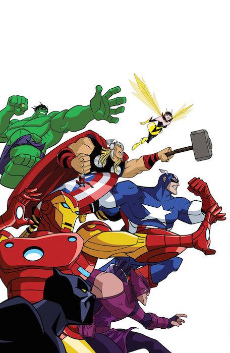 Marvel Universe 1