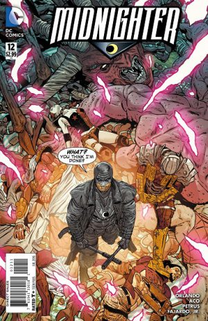 Midnighter DC You