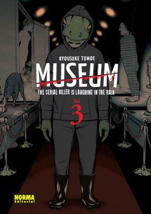 Portada tomo 3 Museum