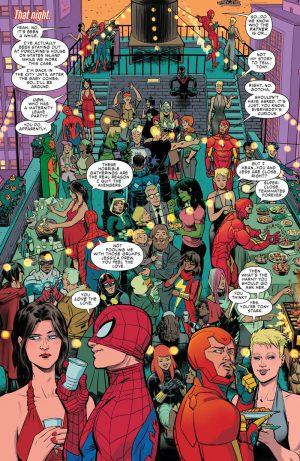 Página de Spider-Woman