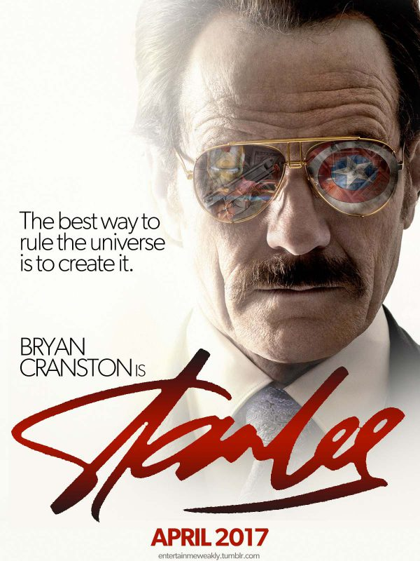 El biopic de Stan Lee no será como pensábamos