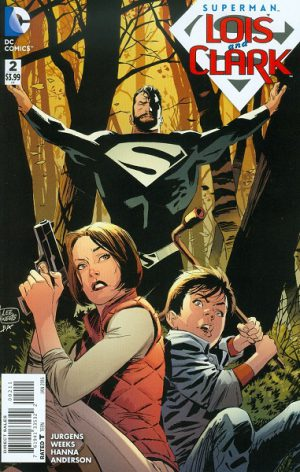 :uperman: Lois and Clark DC You