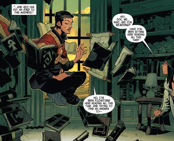 comic americano 11 16