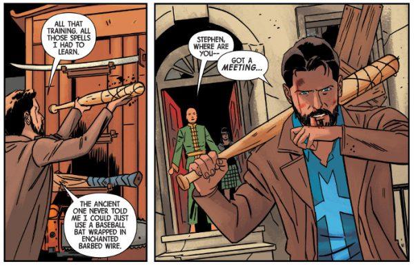 comic americano 11 18
