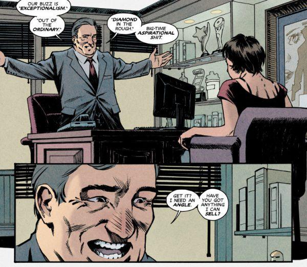 comic americano 11 23