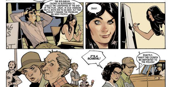 comic americano 11 28