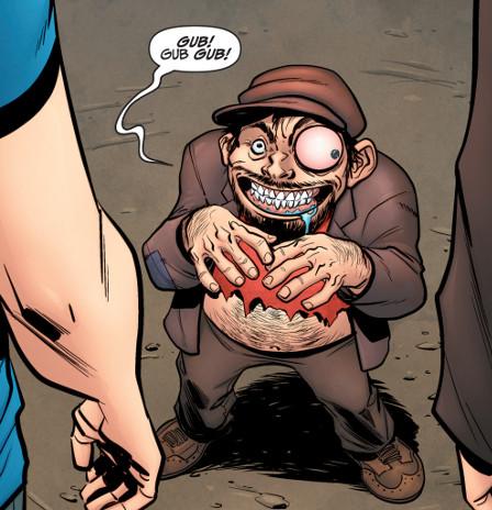 comic americano 11 34