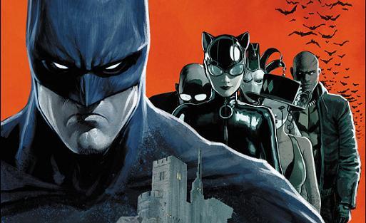 Batman y su Equipo Suicida