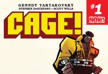 Cage!
