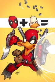 Portada de Deadpool the Duck