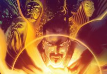 Doctor Strange and the Sorcerers Supreme 1 Imagen destacada