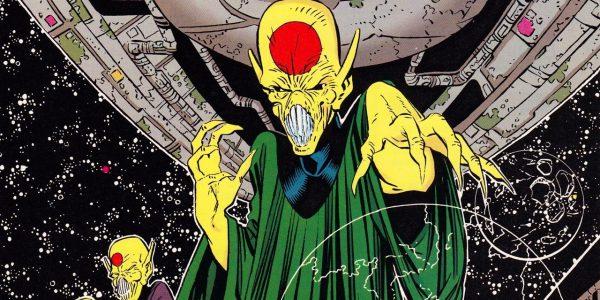Los Dominators, villanos del crossover de The CW