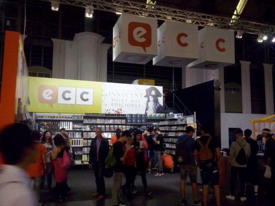 Stand ECC Ediciones
