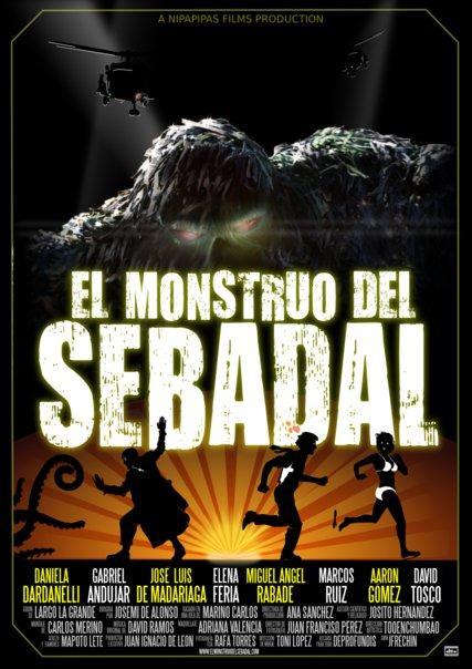 Poster del cortometraje