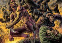 Tarzan on the Planet of the Apes. Destacada