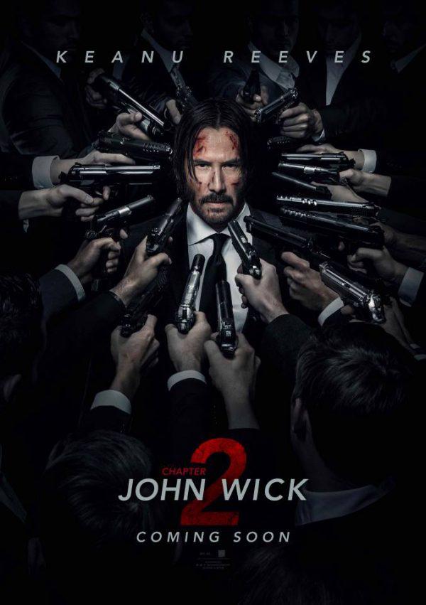 Póster de John Wick: Pacto de Sangre