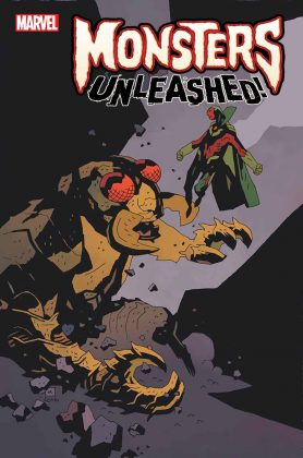 Mignola Monsters Unleashed