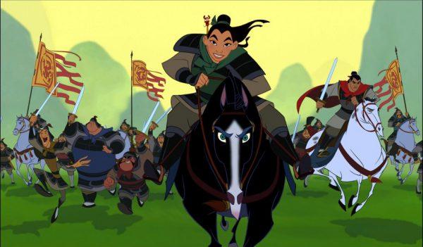Mulan, nuevo proyecto de acción real de Disney